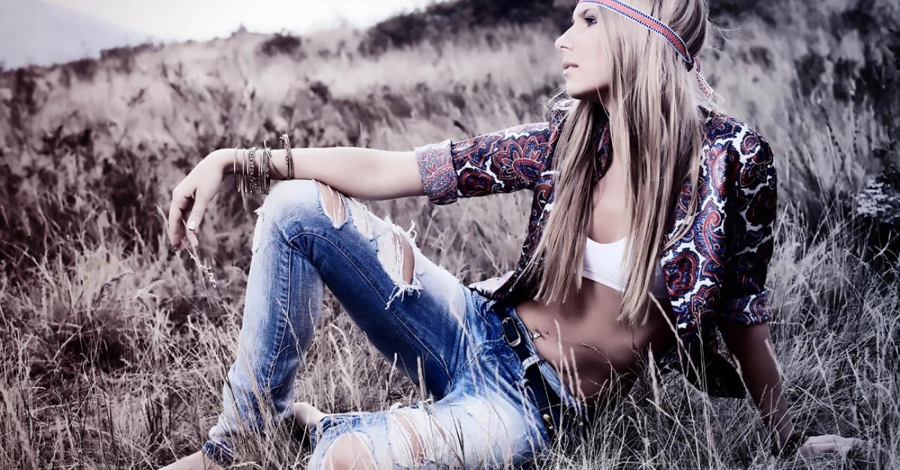 Fashionable Girl